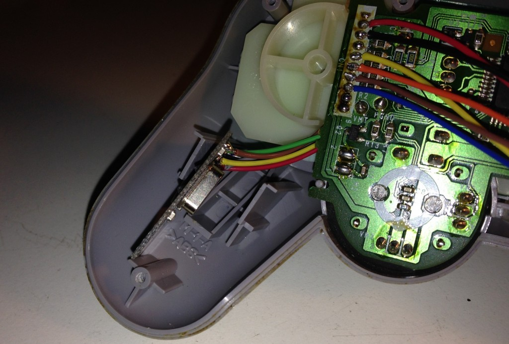 psx_controller_nrf24l01_position